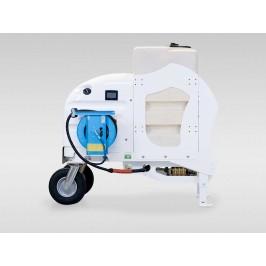 BRÉHAT: deshidratadora y lavado a alta presión